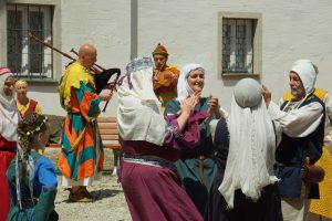 Die Ritterschaft zue Drachenfels auf der Veste Oberhaus in Passau